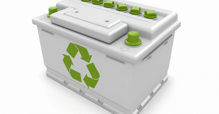 How a Lead Battery is Recycled